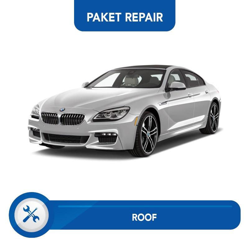 Subur OTO Paket Jasa Reparasi Ringan & Cat Roof Mobil for BMW 6 Series