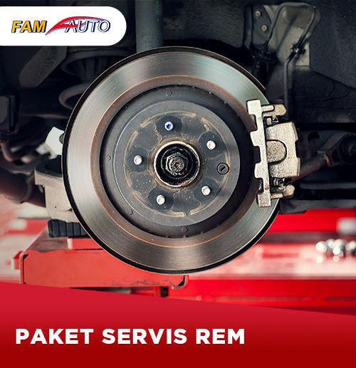 Paket Service Rem