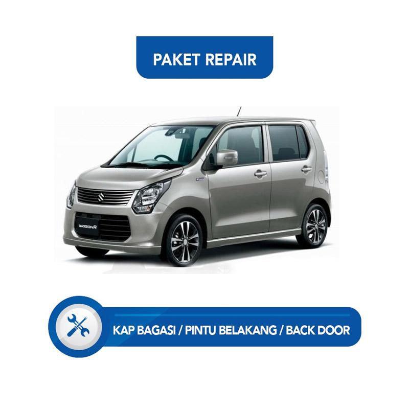 Subur OTO Paket Jasa Reparasi Ringan & Cat Kap Bagasi Pintu Belakang Mobil for Suzuki Karimun Wagon