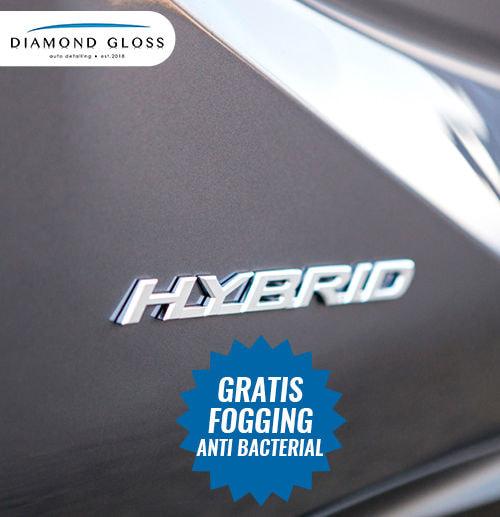 Hybrid + Glass Fusion Full (Jakarta)