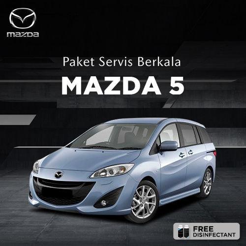 Servis Berkala Mazda5