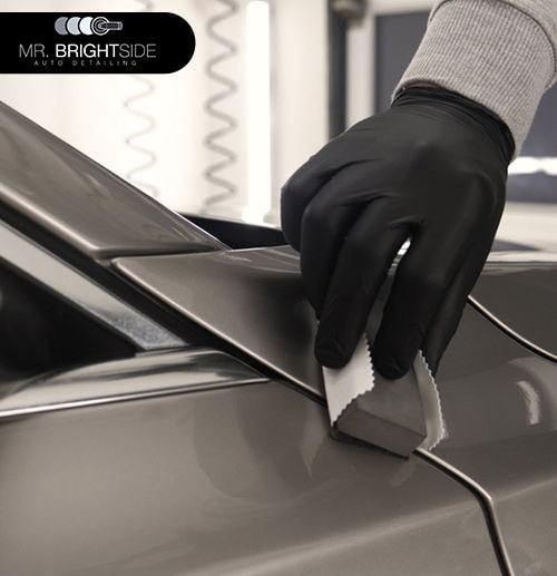 Full Detailing  + Protection Premium Nano Ceramic Diamond Coating (Jakarta Selatan)