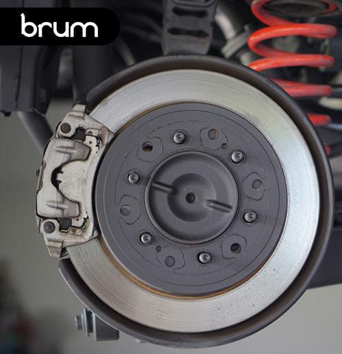 Check Brake 4 Roda