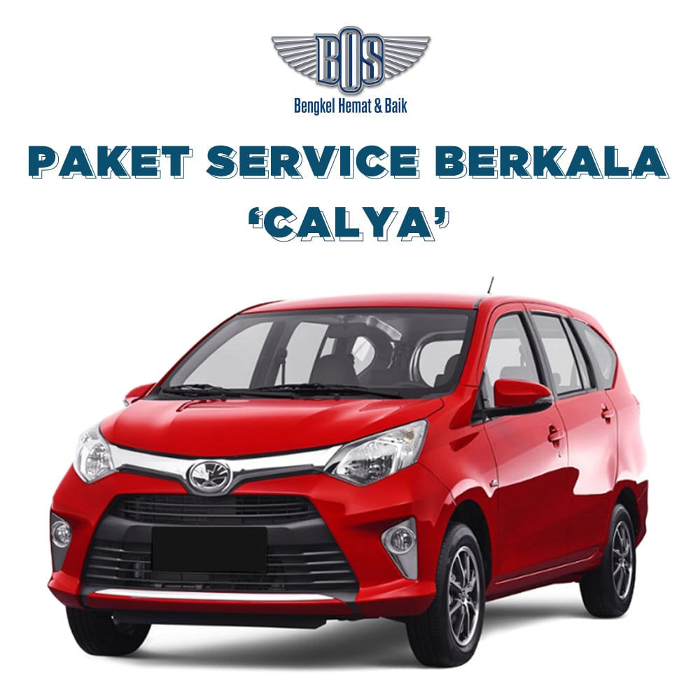 Paket Service Berkala Calya