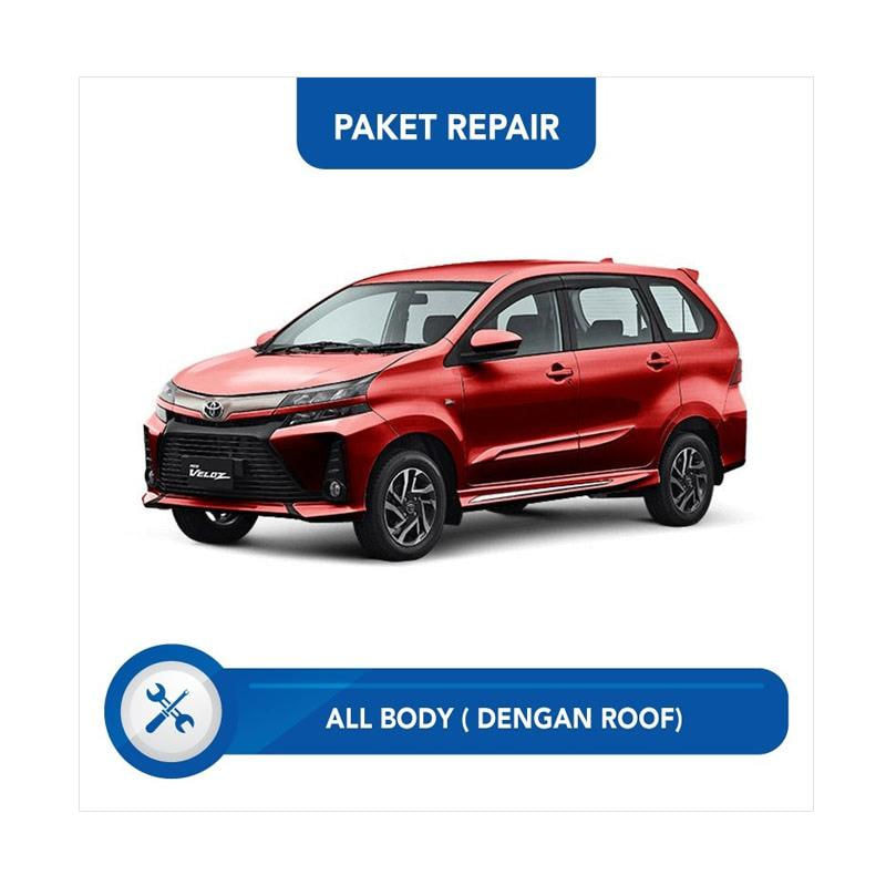 Subur OTO Paket Jasa Reparasi Ringan & Cat Mobil for Toyota Avanza Veloz [All Body]