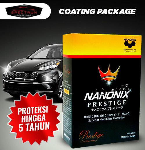 Nanonix PRESTIGE Coating Package