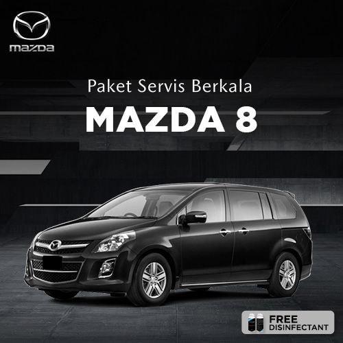 Servis Berkala Mazda8