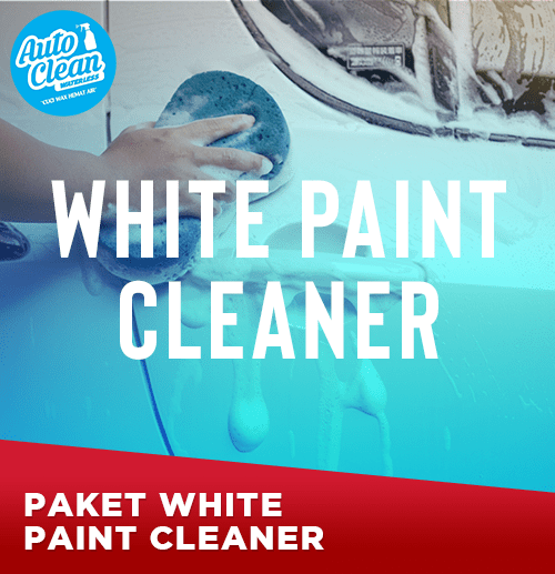 Paket White Paint Cleaner
