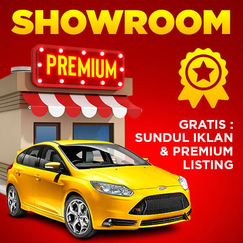 [PROMO] Paket Showroom Premium