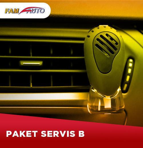 Promo Paket Servis B Fam Auto Setu