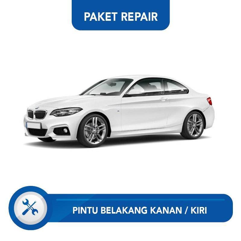 Subur OTO Paket Jasa Reparasi Ringan & Cat Mobil for Mobil BMW 2 Series [Pintu Belakang Kanan - Kiri]