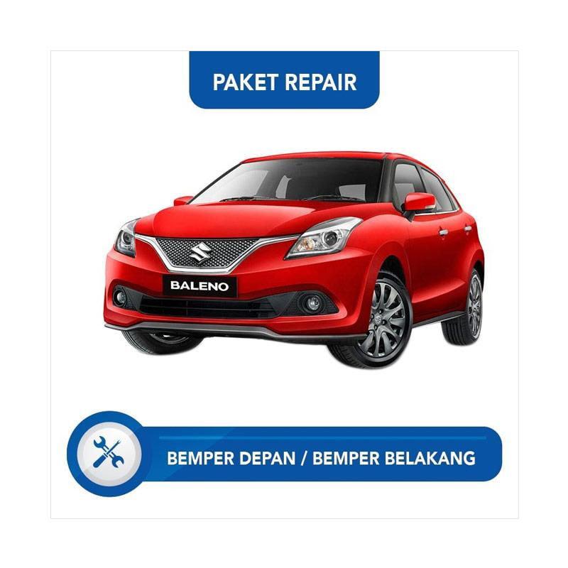 Subur OTO Paket Jasa Reparasi Ringan & Cat Bumper Depan Belakang Mobil for Suzuki Baleno