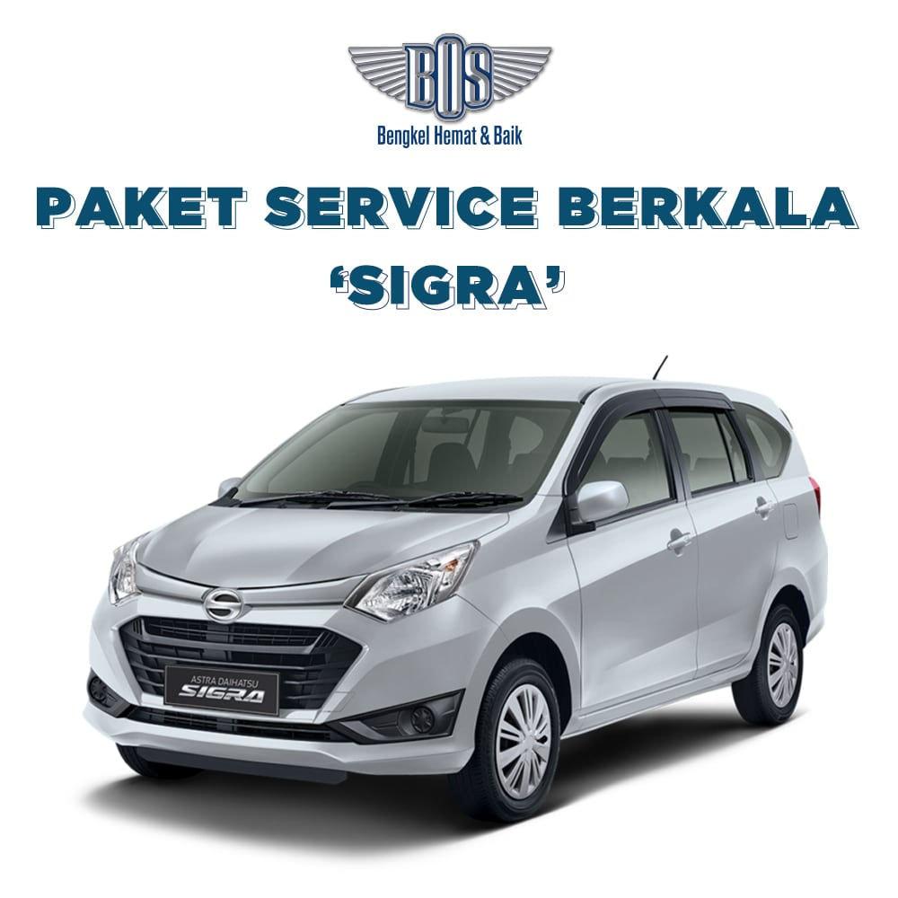Paket Service Berkala Sigra