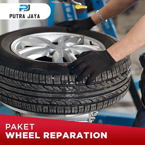 Paket Wheel Reparation