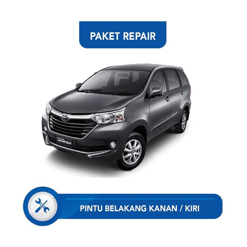 Subur OTO Paket Jasa Reparasi Ringan & Cat Mobil for Mobil Toyota Avanza [Pintu Belakang Kanan - Kiri]