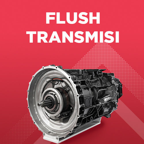 Paket Flush Transmisi (Oli up to 8 Liter)