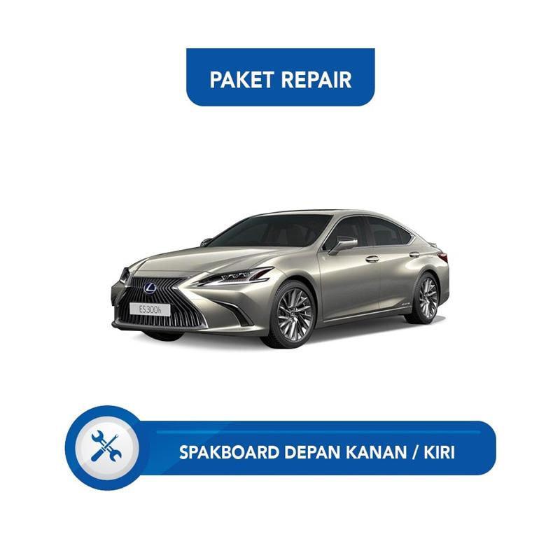 Subur OTO Paket Jasa Reparasi Ringan & Cat Spakbor Depan Kanan atau Kiri for Mobil Lexus ES