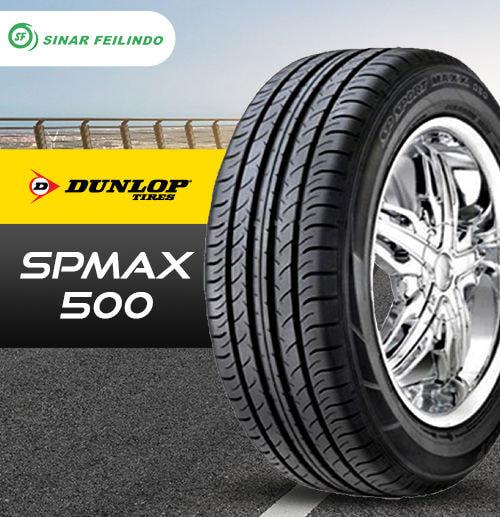 Dunlop SPMax500 215/55 R17