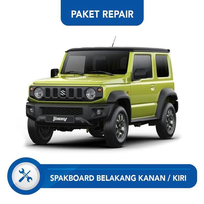 Subur OTO Paket Jasa Reparasi Ringan & Cat Mobil for Suzuki Jimny [Spakbor Belakang Kanan atau Kiri]