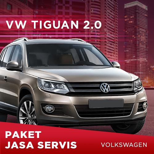 Servis Berkala VW Tiguan 2.0 TSI (2013 – 2015)