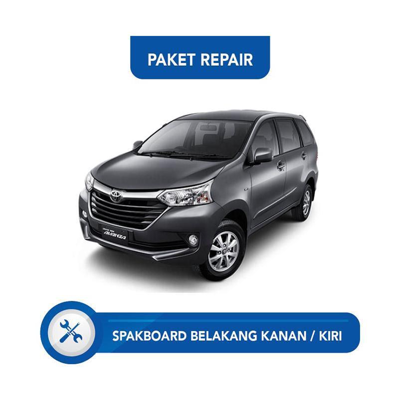 Subur OTO Paket Jasa Reparasi Ringan & Cat Spakbor Belakang Kanan atau Kiri for Mobil Avanza