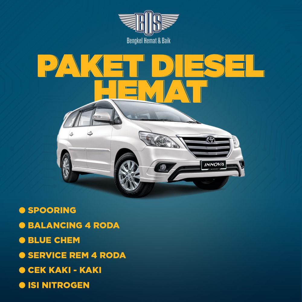 Paket Diesel (Diesel Hemat)