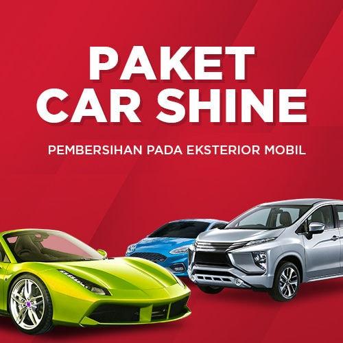 Paket Car Shine