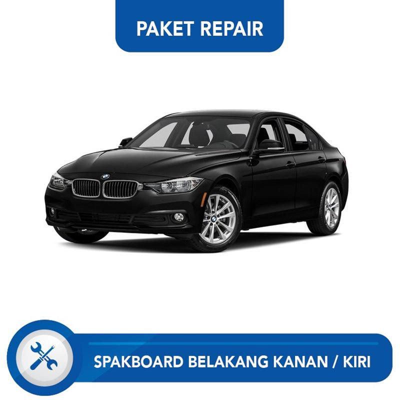 Subur OTO Paket Jasa Reparasi Ringan & Cat Spakbor Belakang Kanan atau Kiri Mobil for BMW 3 Series
