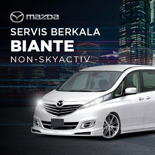 Servis Berkala Mazda Biante