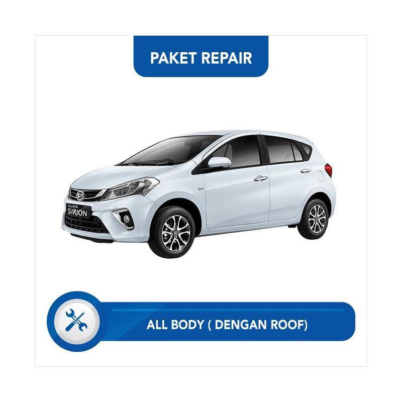 Subur OTO Paket Jasa Reparasi Ringan & Cat Mobil for Daihatsu Sirion [All Body]