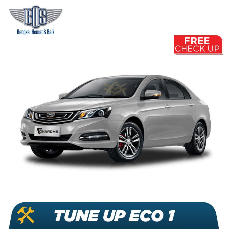 Service Tune Up ECO + Free Check-Up 58 Komponen Kendaraan