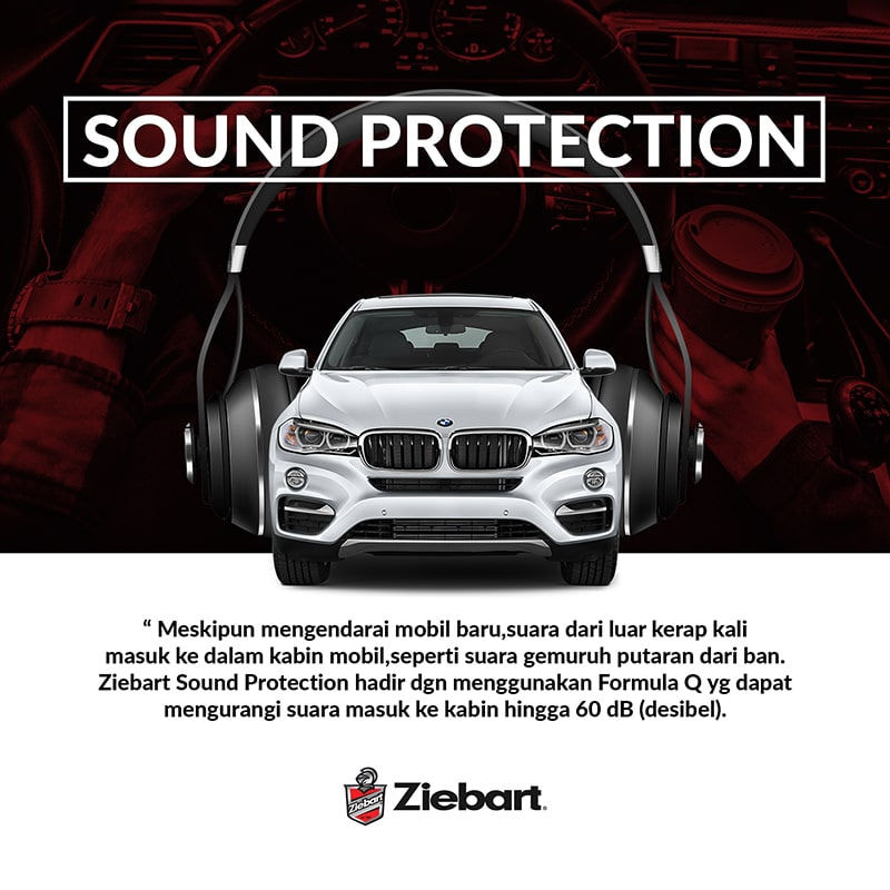 Ziebart Sound Protection