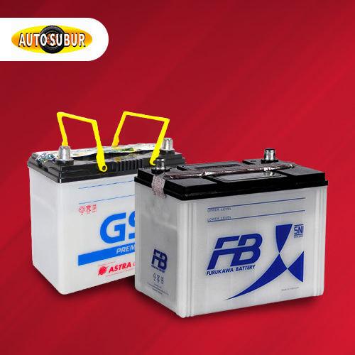 Battery NS 60/L/S/LS (45AH)