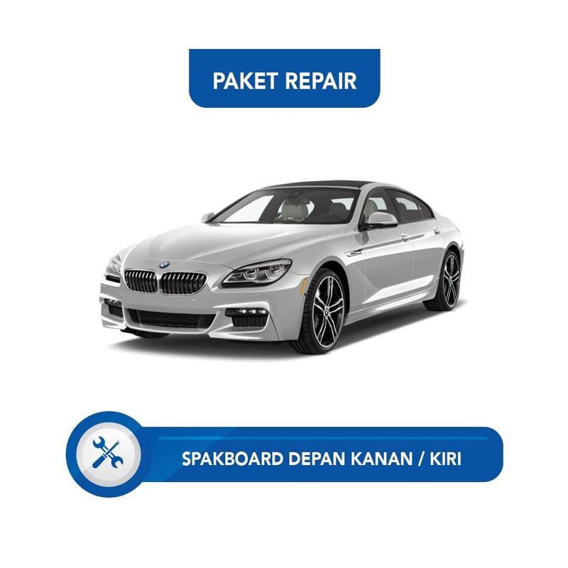 Subur OTO Paket Jasa Reparasi Ringan & Cat Mobil for BMW 6 Series [Spakbor Depan Kanan or Kiri]