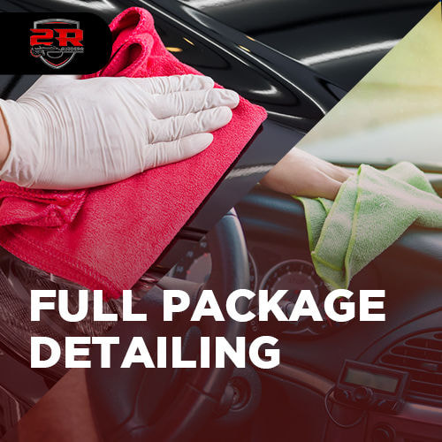 Full Package Detailing (Home Service)