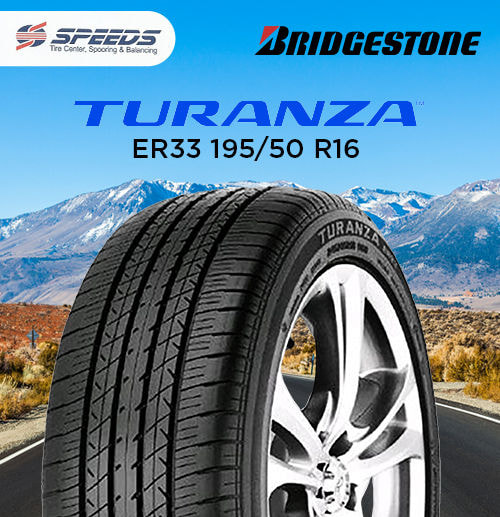 Ban Turanza ER33 195/50 R16