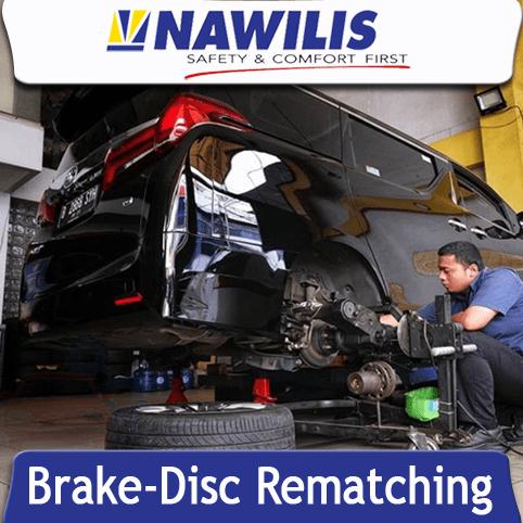 Paket Brake Re-matching – Anti Getar