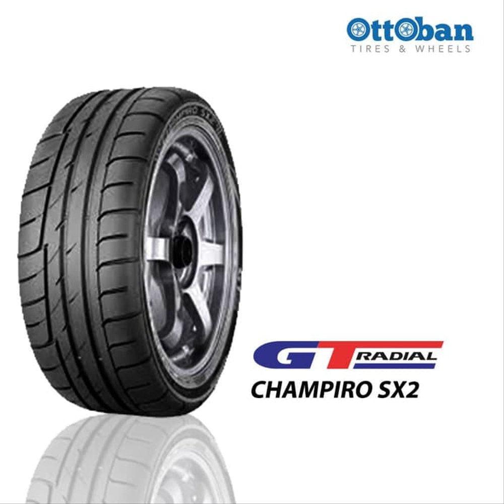 Ban GT Radial SX2 245/40 R17 [Mercedes Benz, BMW]
