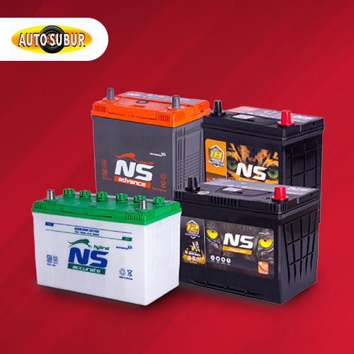 Battery NS 70 (65AH)