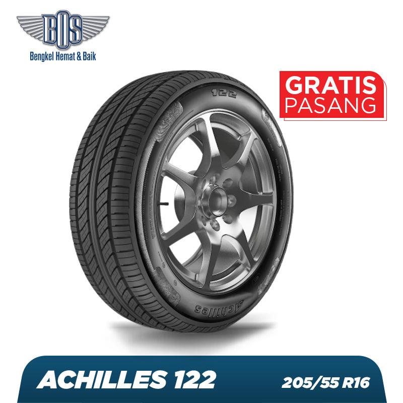 Ban Mobil Achilles 122 - 205/55 R16 91H - GRATIS JASA PASANG DAN BALANCING