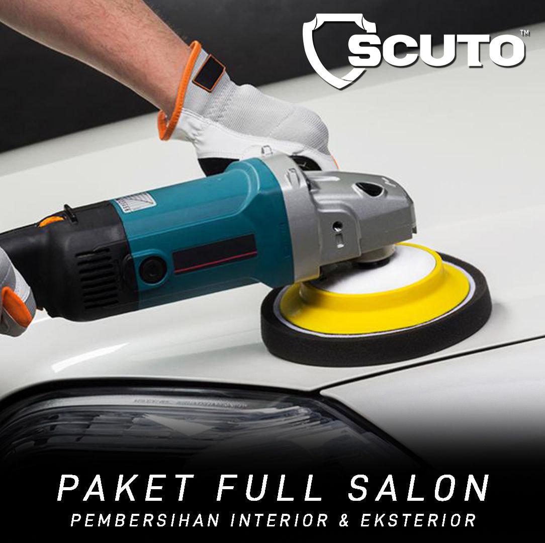 Paket Full Salon Mobil