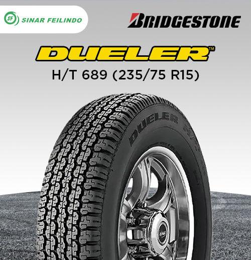 Bridgestone Dueler H/T 689 235/75 R15