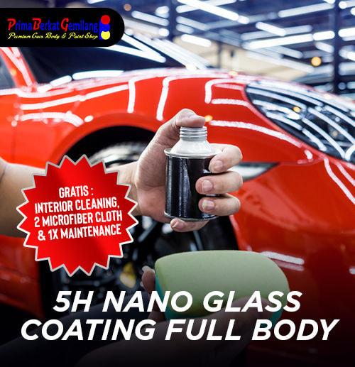 Nano Glass Coating Full Body