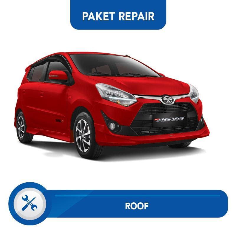 Subur OTO Paket Jasa Reparasi Ringan & Cat Roof Mobil for Toyota Agya