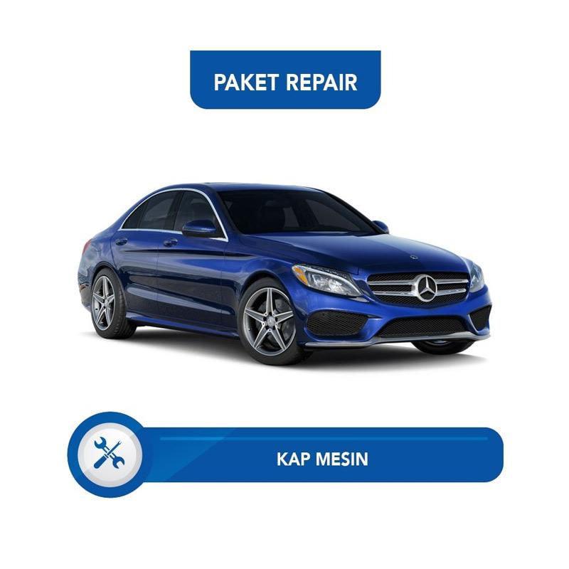 Subur OTO Paket Jasa Reparasi Ringan & Cat Mobil for Mercedes Benz C Class [Kap Mesin]