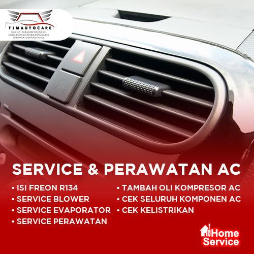 Home Service - Service & Perawatan AC