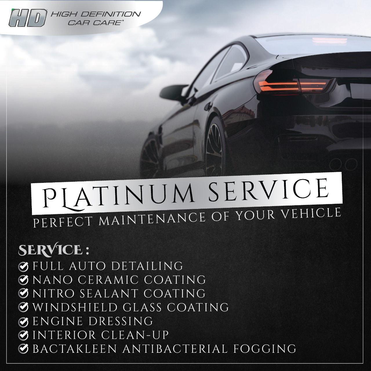 HD Platinum Series