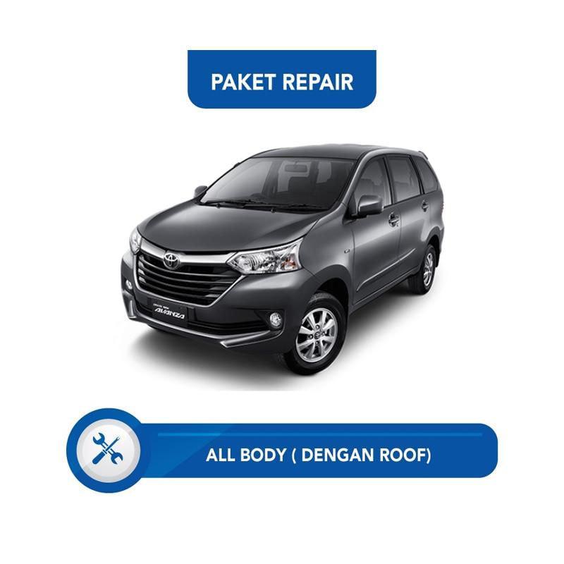 Subur OTO Paket Jasa Reparasi Ringan & Cat Mobil for Toyota Avanza [All Body]