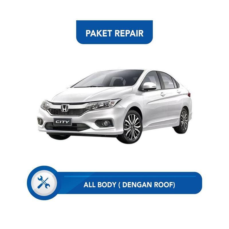 Subur OTO Paket Jasa Reparasi Ringan & Cat Mobil for Honda City [All Body]