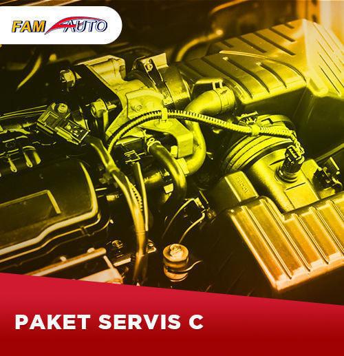 Promo Paket Servis C Fam Auto Setu